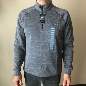 Greg Norman Men's Quarter Zip Sweater